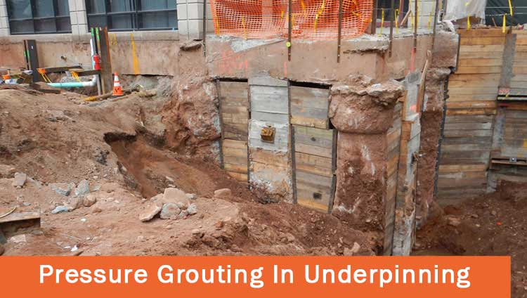 Underpinning Contractors Darling South