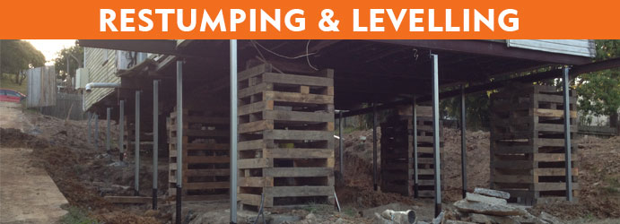 Restumping and Levelling Melbourne
