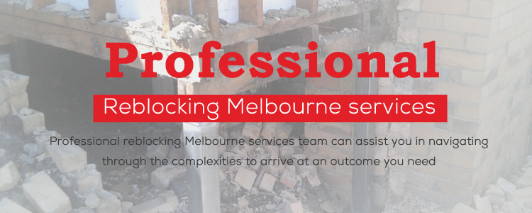 Reblocking Melbourne