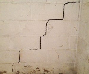 Cracked Wall Repairs